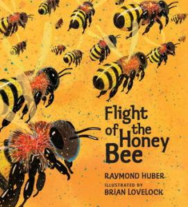 flight of honey bee