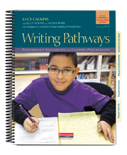 writing pathways by calkins